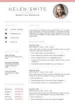 CV Sjabloon 10 versie 2