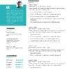 CV Template 18 Update Groen